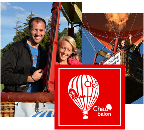 lety balónem chadbalon