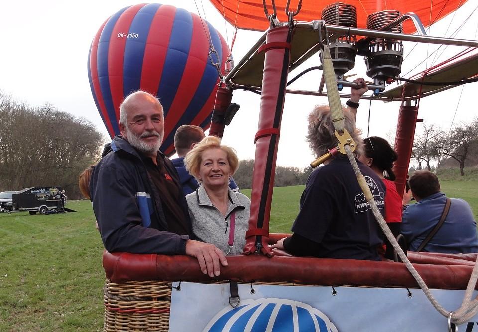horkovzdušné balony