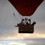 Let balónem - skvělý teambuilding