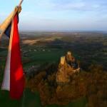 Let balonem v českém ráji