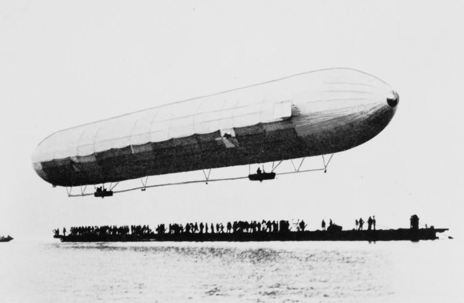 Dějiny vzduchoplavectví