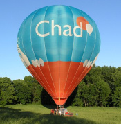 Let balónem ECONOMY - lety balonem Chad pro 1 osobu