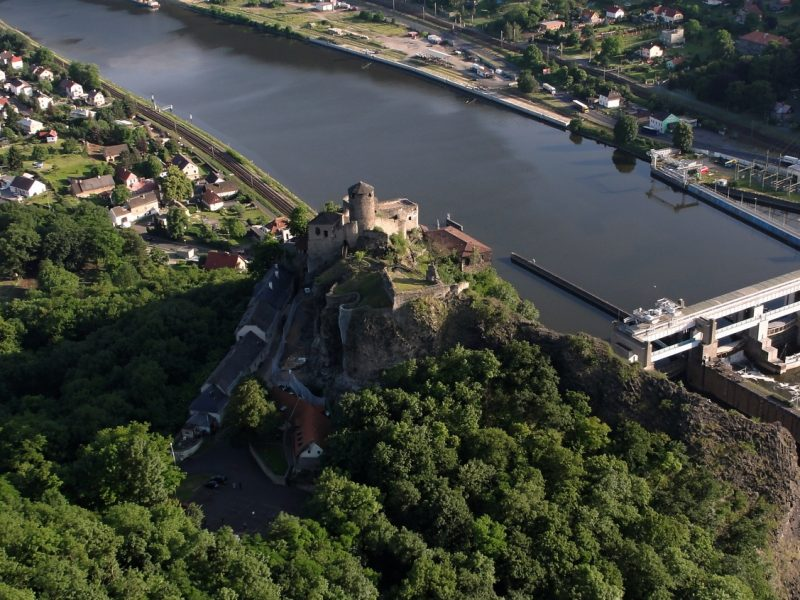 let balónem Ústí nad Labem105