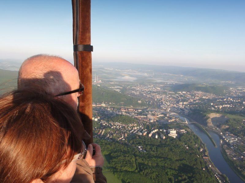 let balónem Ústí nad Labem106