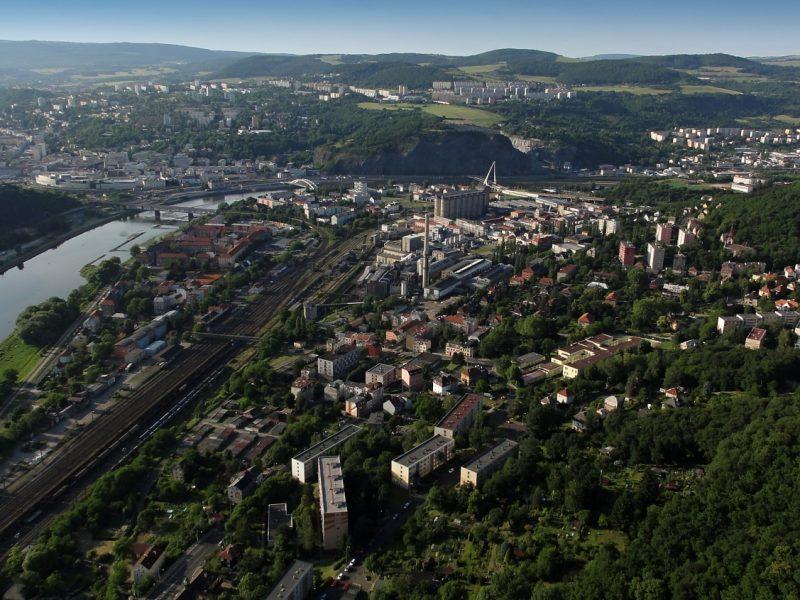 let balónem Ústí nad Labem107