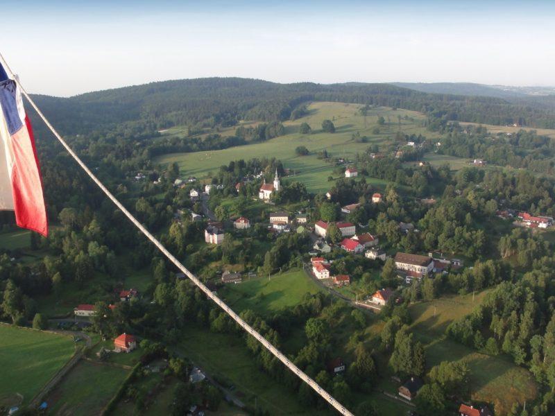 let balónem Kytlice-Křečany103