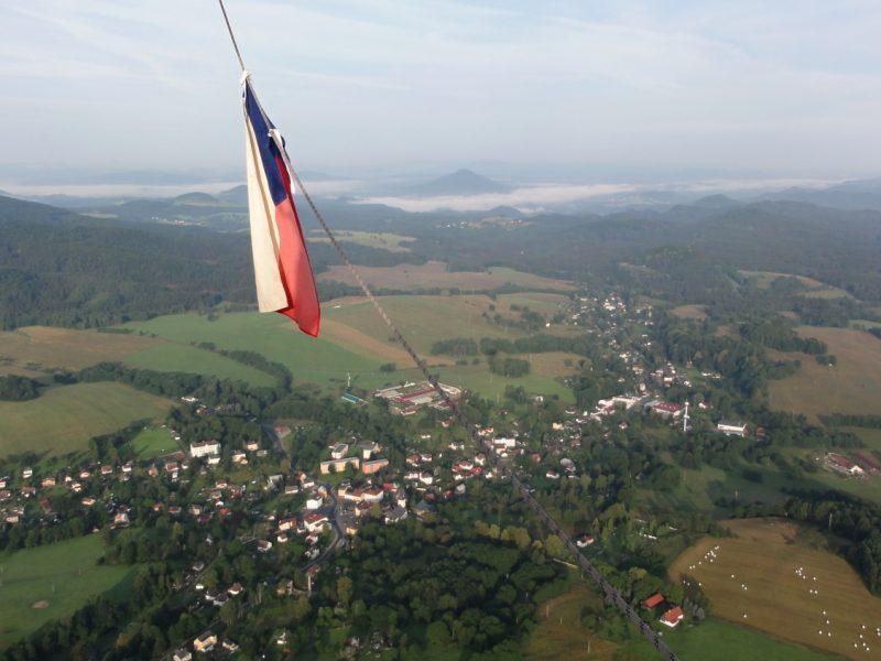 let balónem Kytlice-Křečany106