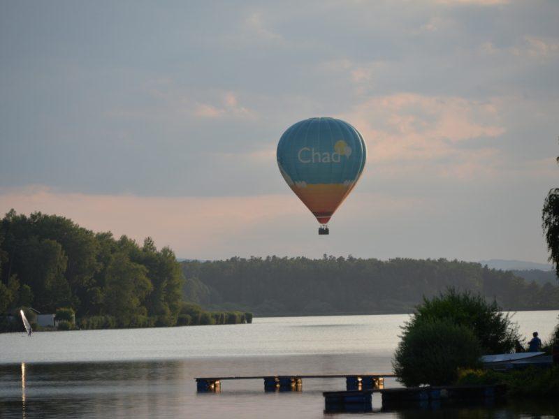 Let balonem Hluboká nad Vltavou 143